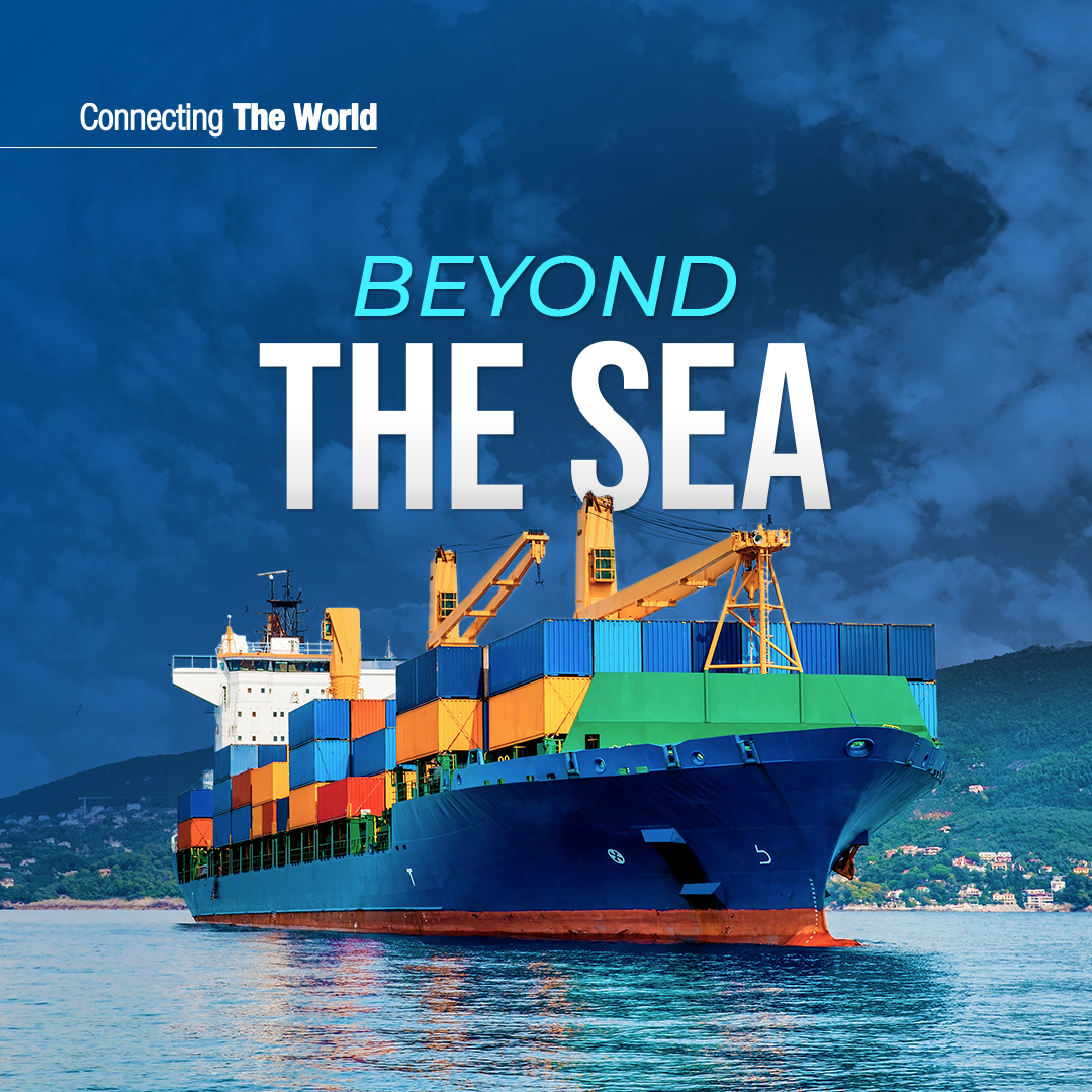 Curiosities about sea containers