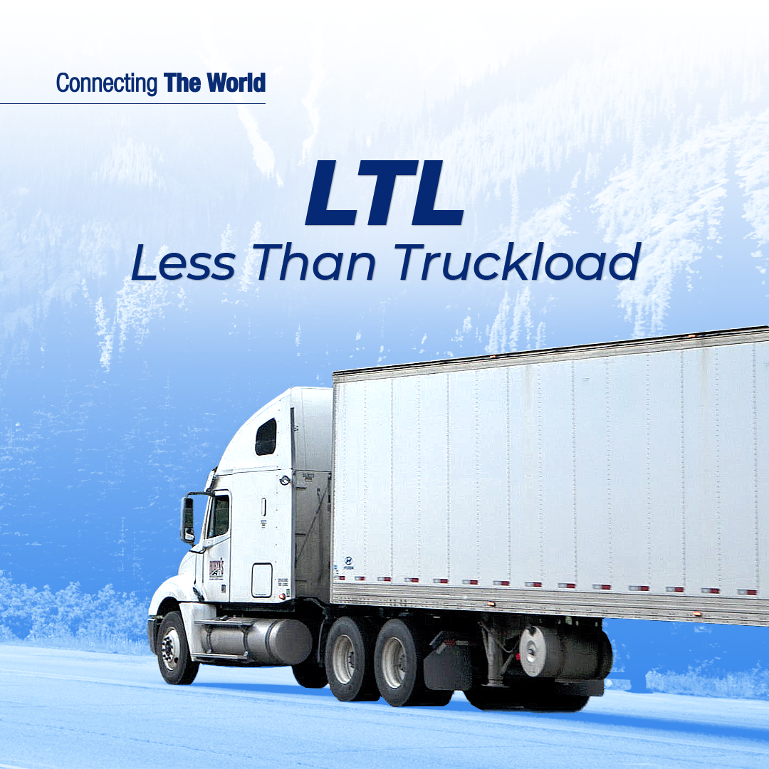 When to choose an LTL consolidated freight shipment