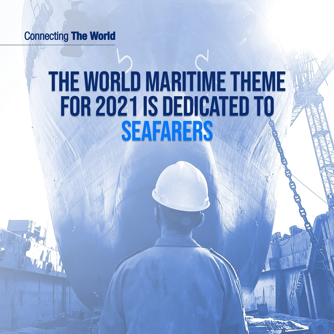 IMO announces World Maritime Theme for 2021